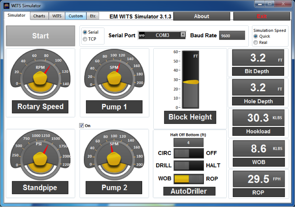 WITSsimulator-ErdosMiller